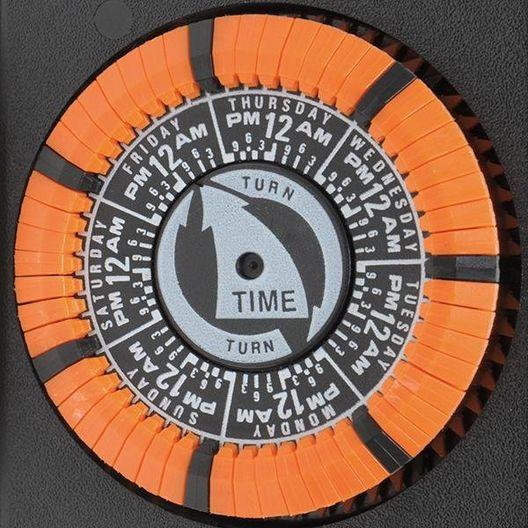 Intermatic - Timer, Panel Mount-7Day 120V - 610018