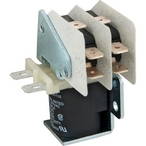 S87 Style Power Relay, DPDT 6-Pin, 110VDC Coil, 20A