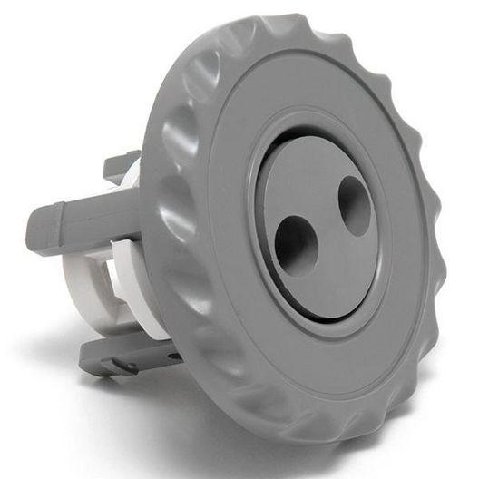 Waterway - Adjustable Mini-Jet Internal; Pulsator Gray - 610171
