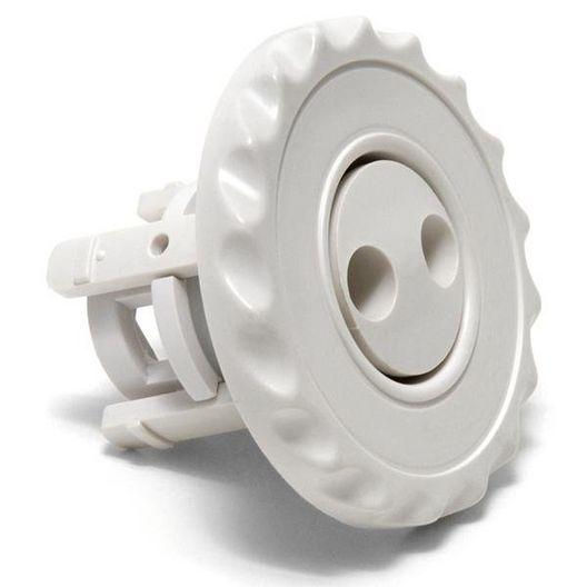 Waterway - Adjustable Mini-Jet Internal; Pulsator, White - 610172