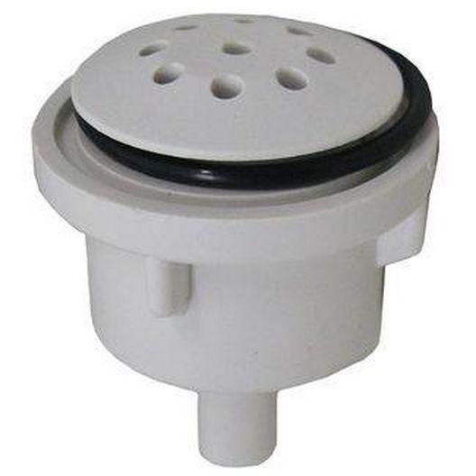 Waterway - Air Injector, 3/8in. B Straight, Top-Flo Eqsf - 610205