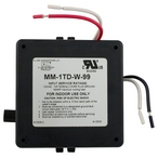 Control MM-1TD-W-99 10 Min 120V-1HP Without Button