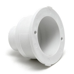Gunite Microssage Spa Jet Wall Fitting with Bearing, White