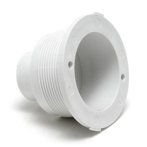 Balboa - Gunite Microssage Spa Jet Wall Fitting with Bearing, White