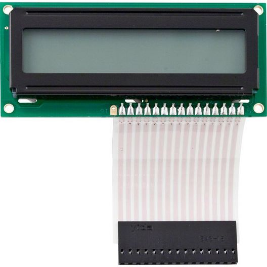 Zodiac - RS Lcd Display with Cable - 610635