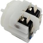 Presair  Air Switch DPDT Center Spout Momentary