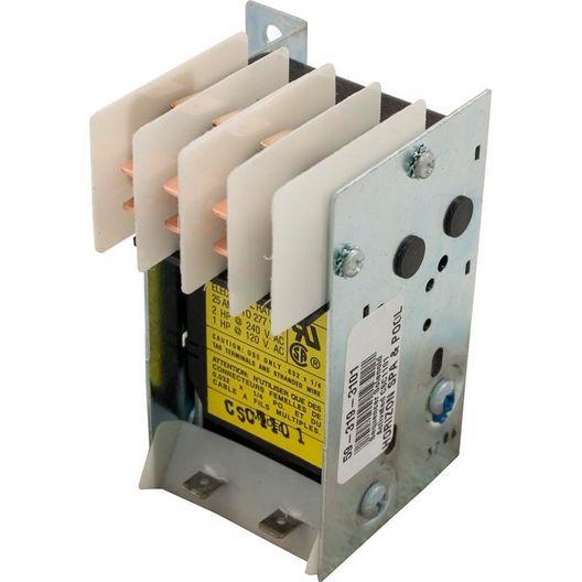 Tecmark - Stepper Switch 4 Function 120V Coil 25Amp - 610720