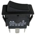 Switch, Rocker SPDT-20A-Necon