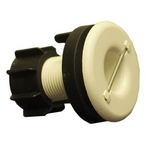 Balboa - Temp Sensor Mount White / Thru-Wall - 610984