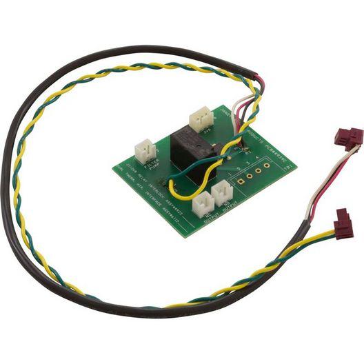 Jandy - JVA/Aux Interlock PCB relay lockout board - 611109