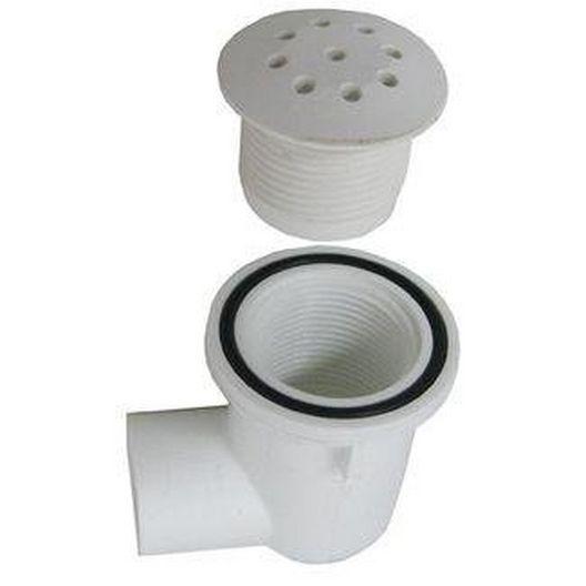Waterway - Air Injector, 1/2in. SL Ell, Top-Flo Eqsf - 611211