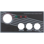 Label / Faceplate 3 Button Sc