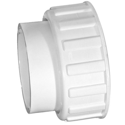 Waterway - Inc. Pump Union 2in. Slip with O Ring - 611413