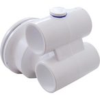 HydroAir Microssage Jet, 1 x 1 Water/Air, 16-5200