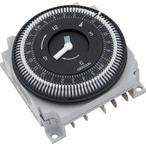 Grasslin - 24 hr Spa Time Clock, SPDT 120V, Panel Mount - 611447