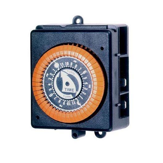 Intermatic - 220V 24-Hour Panel Timer - 611498
