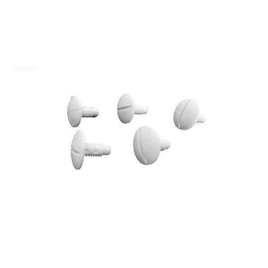 Kreepy Krauly - Plastic Wheel Screw for Legend, White - 61152