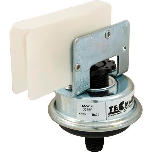 1/8in. NPT Pressure Switch - 25 Amp, 1-5 PSI
