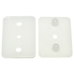 Odyssey - Pull Cord Plate Set - 611654