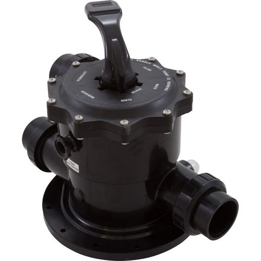 Waterco - Micron 2in. Mpv Valve with Plate (S702-1200) - 611722