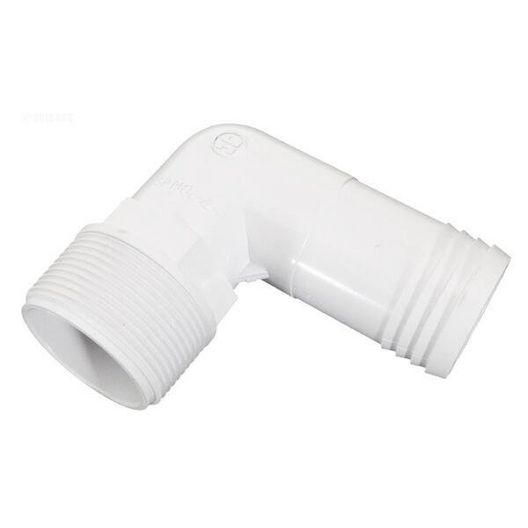 Hayward  Elbow Adapter with 1/4in Tap