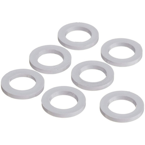 Pentair - Washer, 5/8in. OD, 3/8in. ID, 1/16in. , Plastic (Set of 8)