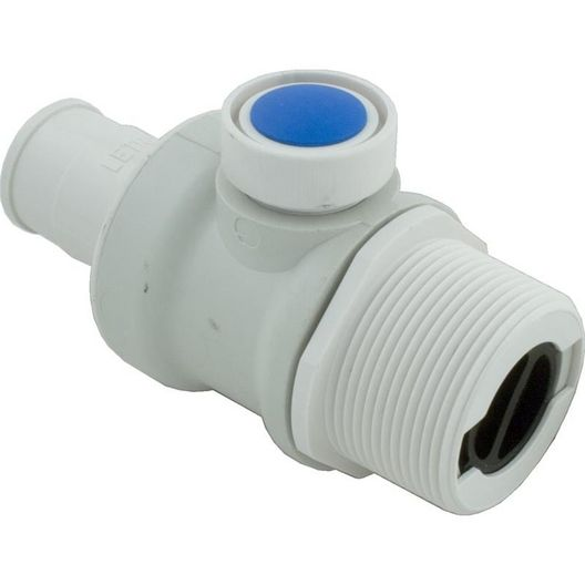 Pentair - Wall Fitting - Blue Pressure Relief - 61217