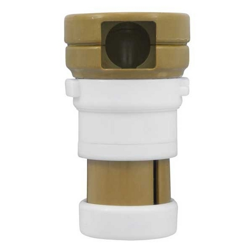 Jandy - Caretaker Pop Up Bayonet Replacement Cleaning Head, Pebble Gold