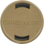 Caretaker Pop Up Bayonet Replacement Cleaning Head, Pebble Gold