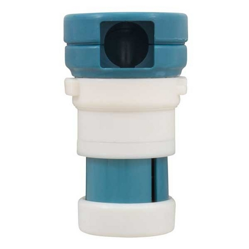 Jandy - Caretaker Pop Up Bayonet Replacement Cleaning Head, Tile Blue