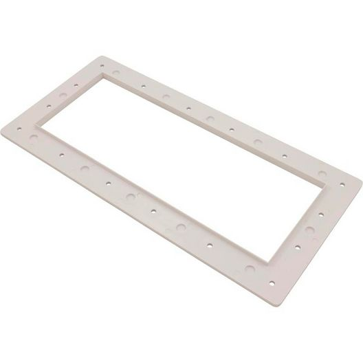 CMP - Skimmer Face Plate, Widemouth, White - 612881