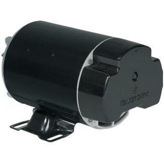 U.S. Motors - Emerson 48 Y-Frame Thru-Bolt Single Speed 2-1/2HP Full-Rated Pool and Spa Motor, 10A 230V - 612933