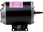 U.S. Motors - Emerson 48Y Thru-Bolt 2-Speed 3/4 / .10HP Full Rated Pool and Spa Motor - 612938