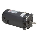 Century A.O. Smith - 56J C-Flange 3/4 or 1/8 HP Dual Speed Full Rated Pool Filter Motor, 6.4/1.9A 230V - 612946