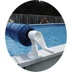 Premium Reel's End for Above Ground Pools
