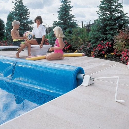 Feherguard - Low Profile Reel's End for In Ground Pools