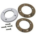 Hayward - Face Plate with Gasket (2) and Screws (4), 4-1/4in. OD - 613010