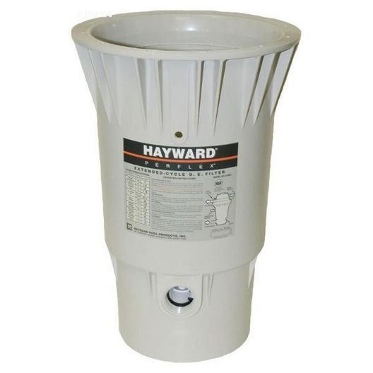 Hayward - Filter Body with Flow Diffuser, EC40-Platinu - 613016
