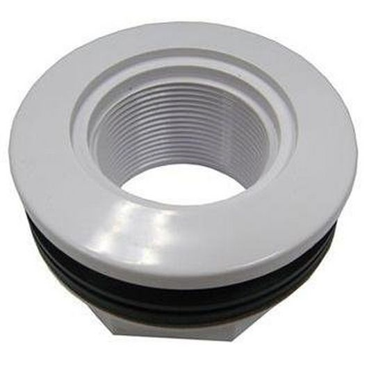 Hayward - Fiberglass and Above Ground Inlet, White, Wtih Butterfly Gasket - 613031