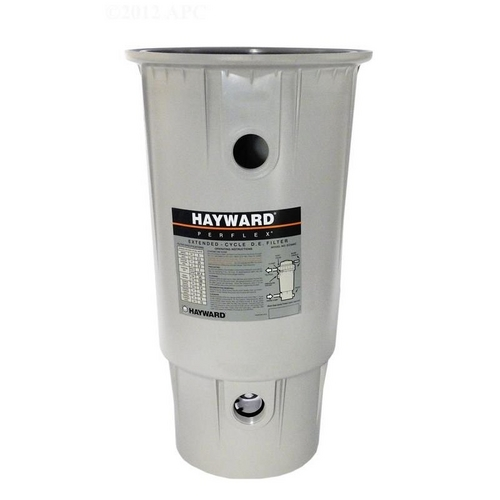 Hayward - Filter Body with Flow Diffuser (EC-50C Clamp Style)