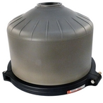 Hayward - Upper Filter Body with Clamp for SwimClear & Pro-Grid - 613077