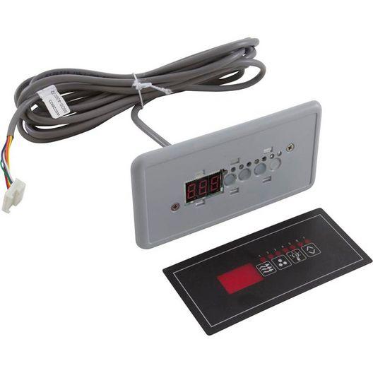 Hydro-Quip - Eco-6 Spaside Control, Rectangular - 613158