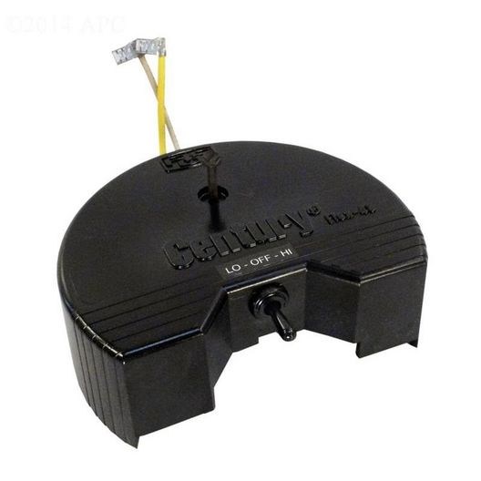 Carvin - Motor Cover with Toggle Switch - 613213