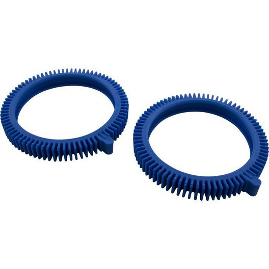 Poolvergnuegen - Front Tire Kit - Tkr-2X and 4X (2 In A Kit, Blue) - 613267