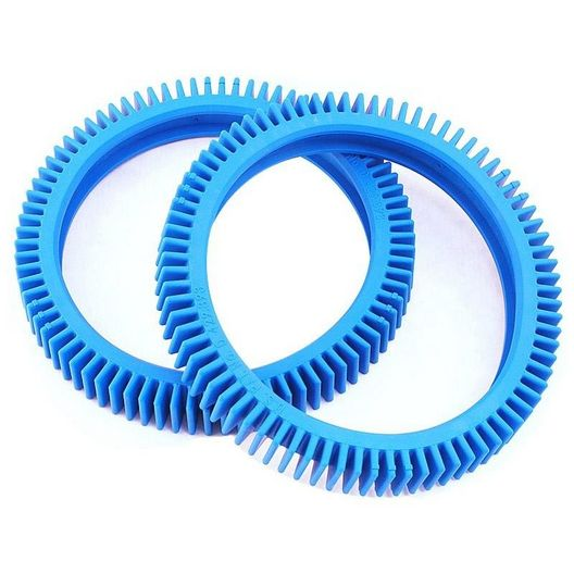 Poolvergnuegen - Rear Tire Kit - Tkr-4X (Set of 2, Blue) - 613296