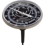 Inline Thermometer 30/130 F with Nylon Well