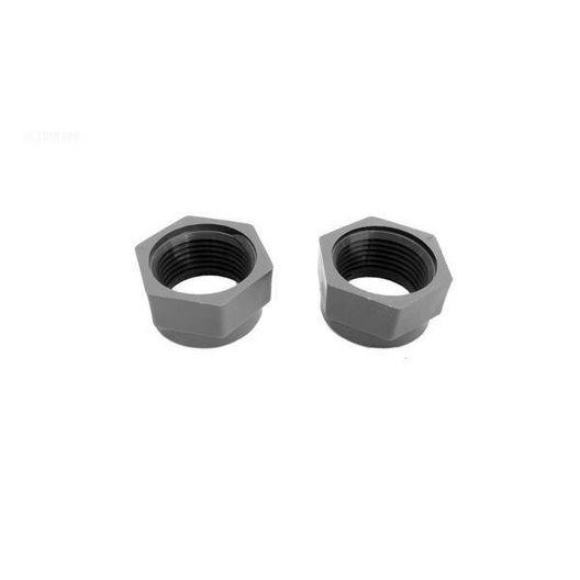 Plastic Mender Nut for Legend/Platinum, Gray