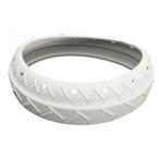 Pentair - Kreepy Krauly Pool Cleaner Rubber Tire, White - 613389
