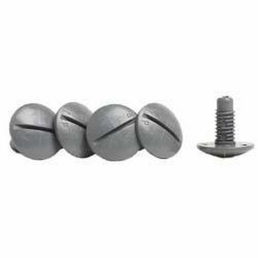 Kreepy Krauly - Plastic Wheel Screw for Legend, Gray - 613408