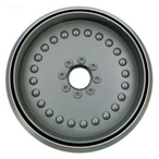 Pentair - Kreepy Krauly Pool Cleaner Wheel (No Bearings), Gray - 613409